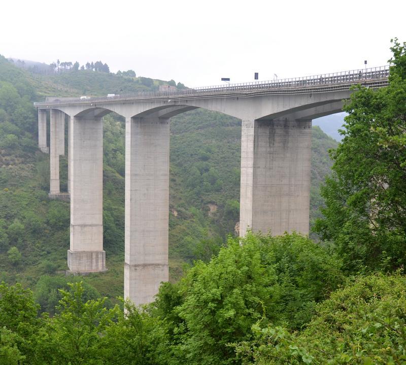 Gravellona Toce - Motorway Viaduct