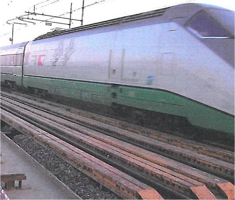 Modena - Railway Underpass
