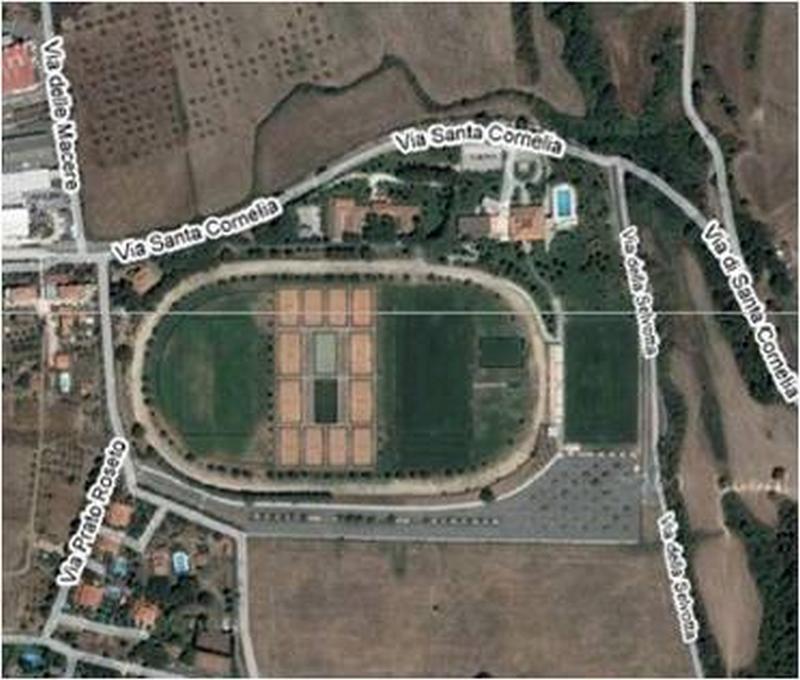 Formello - SS Lazio Sport Center - Studio Rey